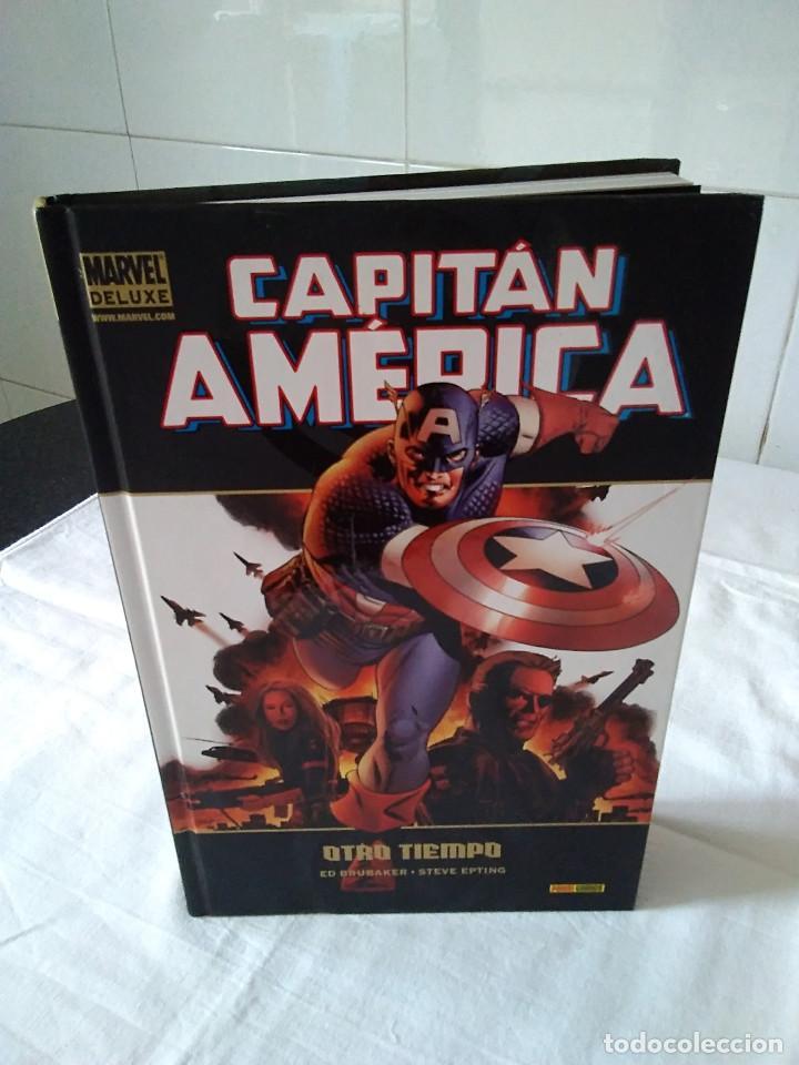 8-CAPITAN AMERICA, MARVEL DELUXE, OTRO TIEMPO (Tebeos y Comics - Forum - Capitán América)