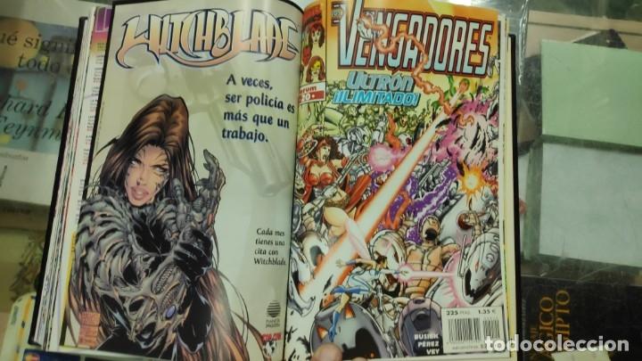 Cómics: LOS VENGADORES ( 5 TOMOS COLECCION COMPLETA ) - Foto 26 - 103483775