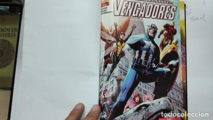 Cómics: LOS VENGADORES ( 5 TOMOS COLECCION COMPLETA ) - Foto 27 - 103483775