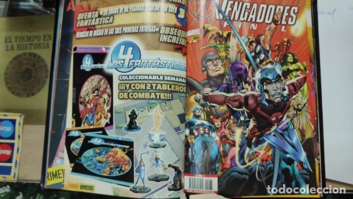 Cómics: LOS VENGADORES ( 5 TOMOS COLECCION COMPLETA ) - Foto 34 - 103483775