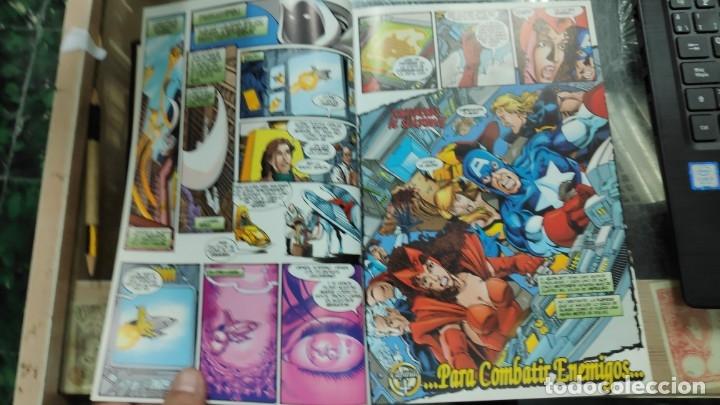 Cómics: LOS VENGADORES ( 5 TOMOS COLECCION COMPLETA ) - Foto 43 - 103483775