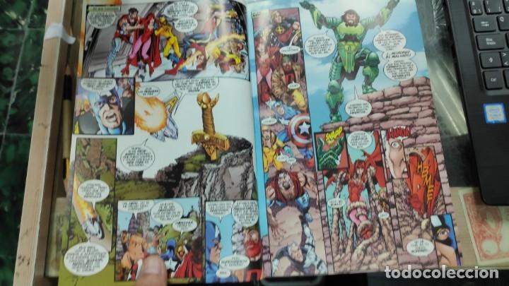 Cómics: LOS VENGADORES ( 5 TOMOS COLECCION COMPLETA ) - Foto 46 - 103483775