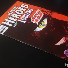 Cómics: DE KIOSCO MARVEL HEROES 63 FORUM. Lote 172133760