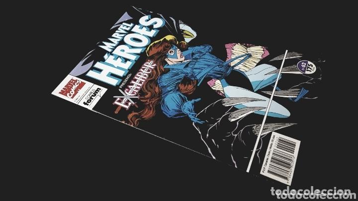 DE KIOSCO MARVEL HEROES 62 FORUM (Tebeos y Comics - Forum - Otros Forum)