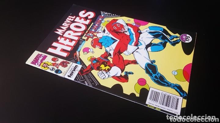 DE KIOSCO MARVEL HEROES 61 FORUM (Tebeos y Comics - Forum - Otros Forum)