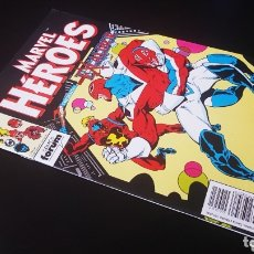 Cómics: DE KIOSCO MARVEL HEROES 61 FORUM. Lote 172134037