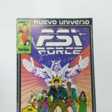 Cómics: PSI FORCE #1 (NUEVO UNIVERSO MARVEL). Lote 172170878