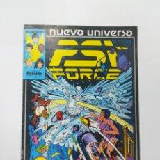 Cómics: PSI FORCE #4 (NUEVO UNIVERSO MARVEL). Lote 172170927