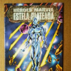 Cómics: HÉROES MARVEL N°1: ESTELA PLATEADA. COMICS FORUM (15 ANIVERSARIO). INCLUYE UNA HISTORIA INÉDITA. Lote 172269123
