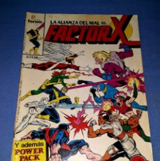 Cómics: FACTOR X COMICS FORUM MARVEL Nº 5 DESDE 1 EURO ORIGINAL VER FOTO Y DESCRIPCION. Lote 172306783