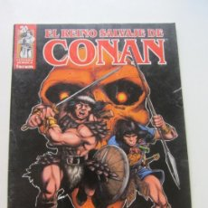 Comics : REINO SALVAJE DE CONAN Nº 20 FORUM PLANETA 2002 CS182. Lote 172306999