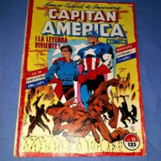 Cómics: CAPITAN AMERICA COMICS FORUM MARVEL Nº 15 DESDE 1 EURO ORIGINAL VER FOTO Y DESCRIPCION. Lote 172307107