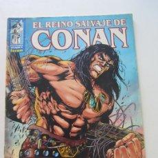 Cómics: REINO SALVAJE DE CONAN Nº 4 FORUM PLANETA 2002 SDX20. Lote 172307314