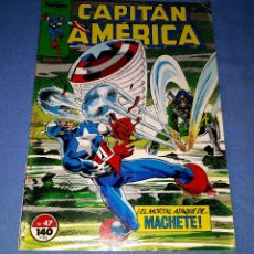 Cómics: CAPITAN AMERICA COMICS FORUM MARVEL Nº 47 DESDE 1 EURO ORIGINAL VER FOTO Y DESCRIPCION. Lote 172307467
