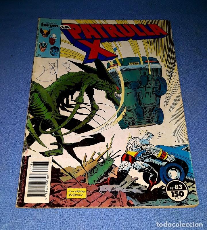 PATRULLA X COMICS FORUM MARVEL Nº 83 DESDE 1 EURO ORIGINAL VER FOTO Y DESCRIPCION (Tebeos y Comics - Forum - Patrulla X)