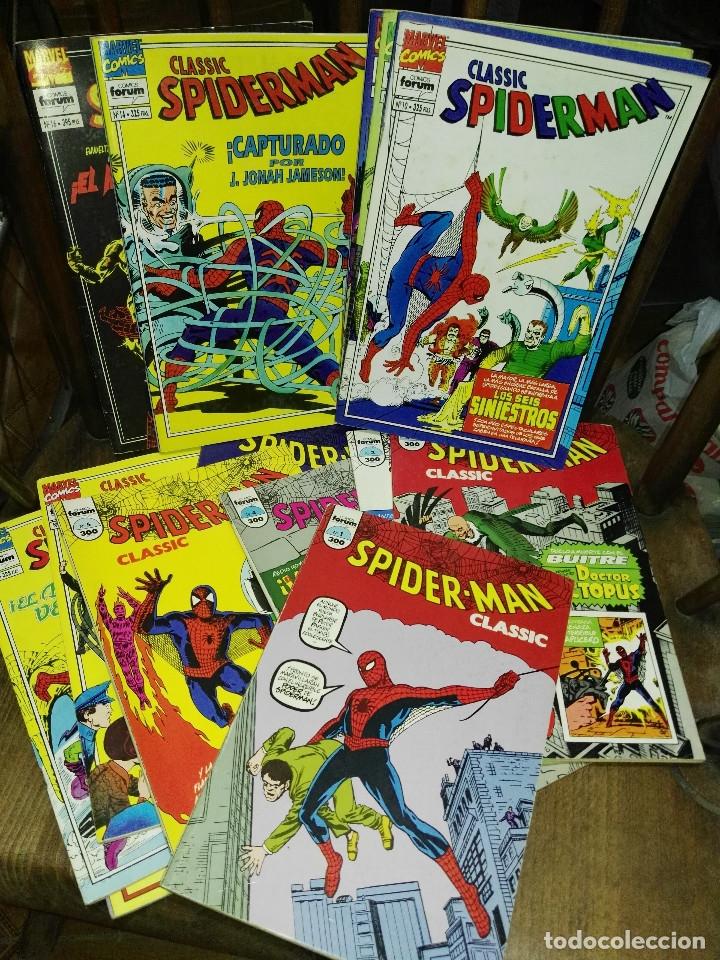 CLASSIC SPIDERMAN COMPLETA 16 NÚMEROS (Tebeos y Comics - Forum - Spiderman)