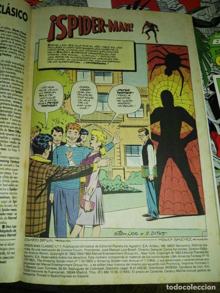 Cómics: Classic Spiderman completa 16 números - Foto 3 - 172313593