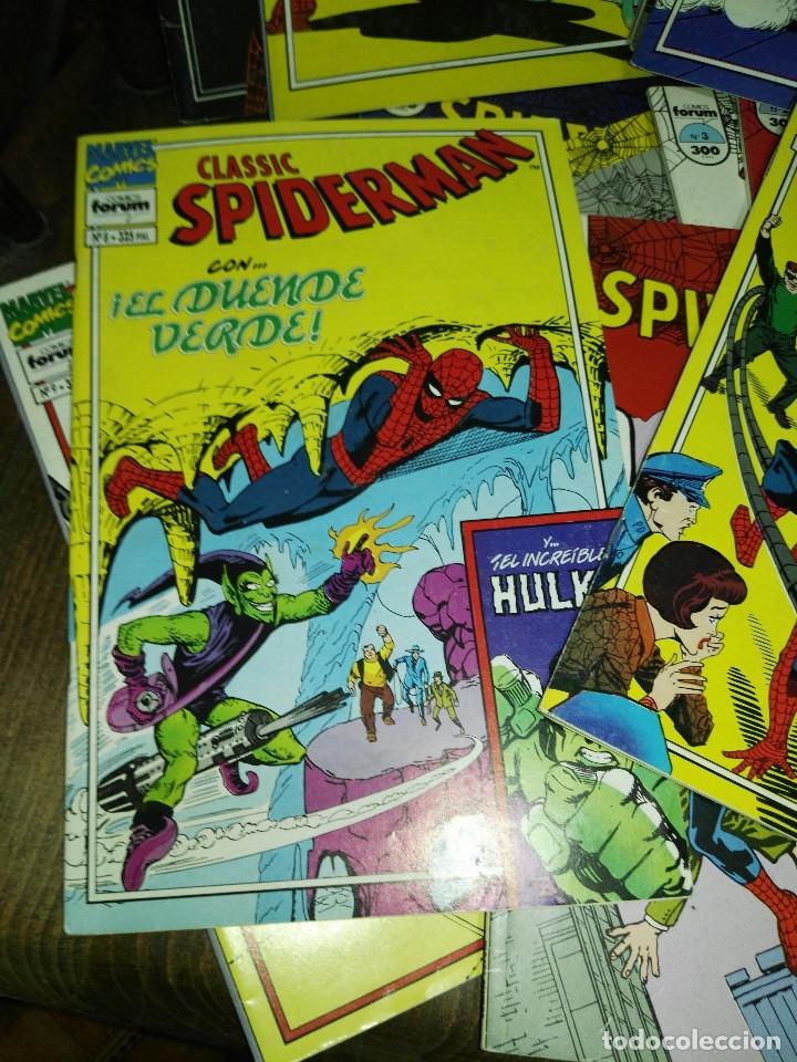 Cómics: Classic Spiderman completa 16 números - Foto 4 - 172313593