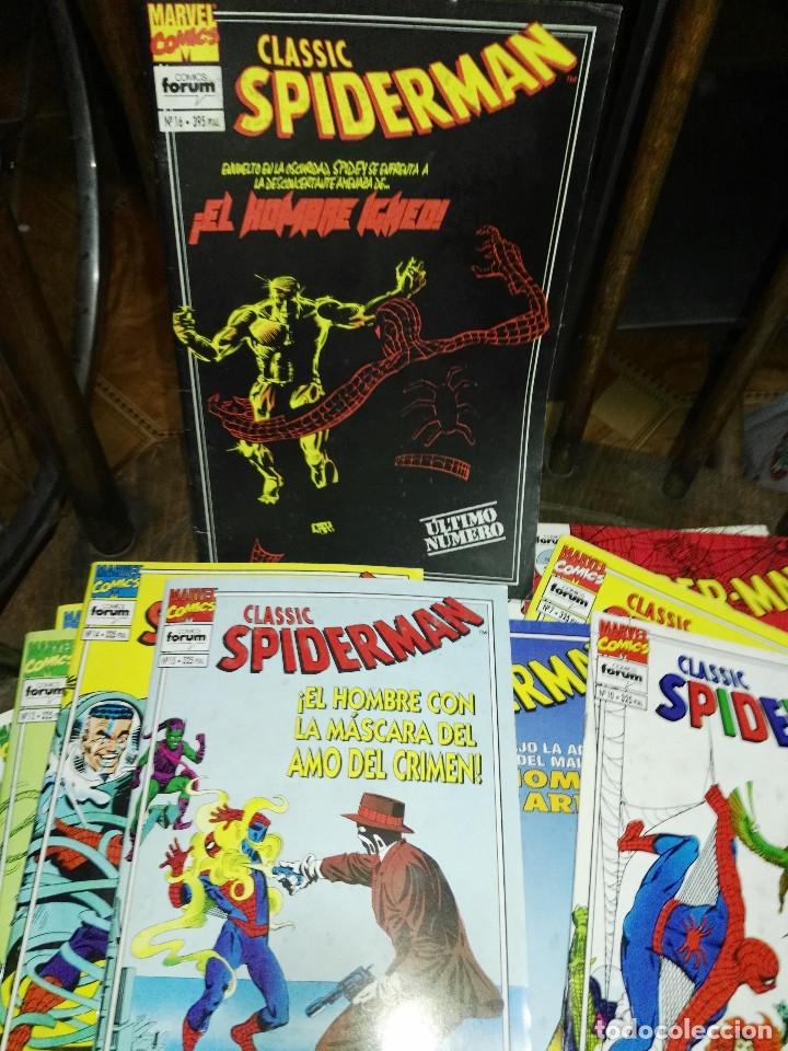 Cómics: Classic Spiderman completa 16 números - Foto 5 - 172313593
