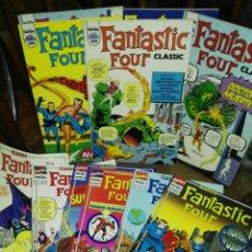 Cómics: CLASSIC FANTASTIC FOUR COMPLETA FORUM. Lote 172314183