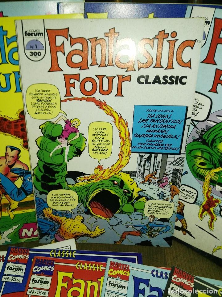 Cómics: Classic fantastic Four completa Forum - Foto 2 - 172314183