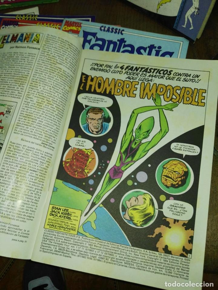 Cómics: Classic fantastic Four completa Forum - Foto 5 - 172314183