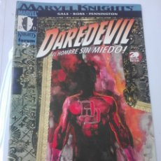 Cómics: MARVEL KNIGHTS DAREDEVIL 27 # W. Lote 172349150