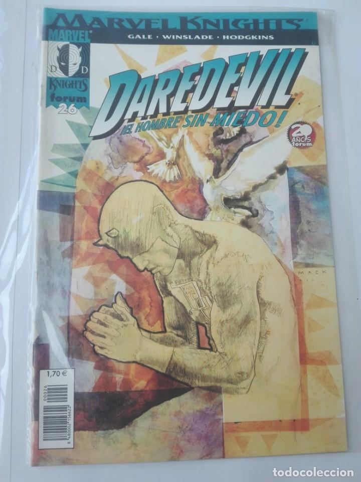 MARVEL KNIGHTS DAREDEVIL 26 # W (Tebeos y Comics - Forum - Daredevil)