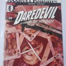 Cómics: MARVEL KNIGHTS DAREDEVIL 34 # W. Lote 172349722