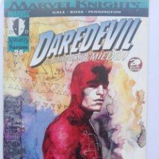 Cómics: MARVEL KNIGHTS DAREDEVIL 28 # W. Lote 172349789