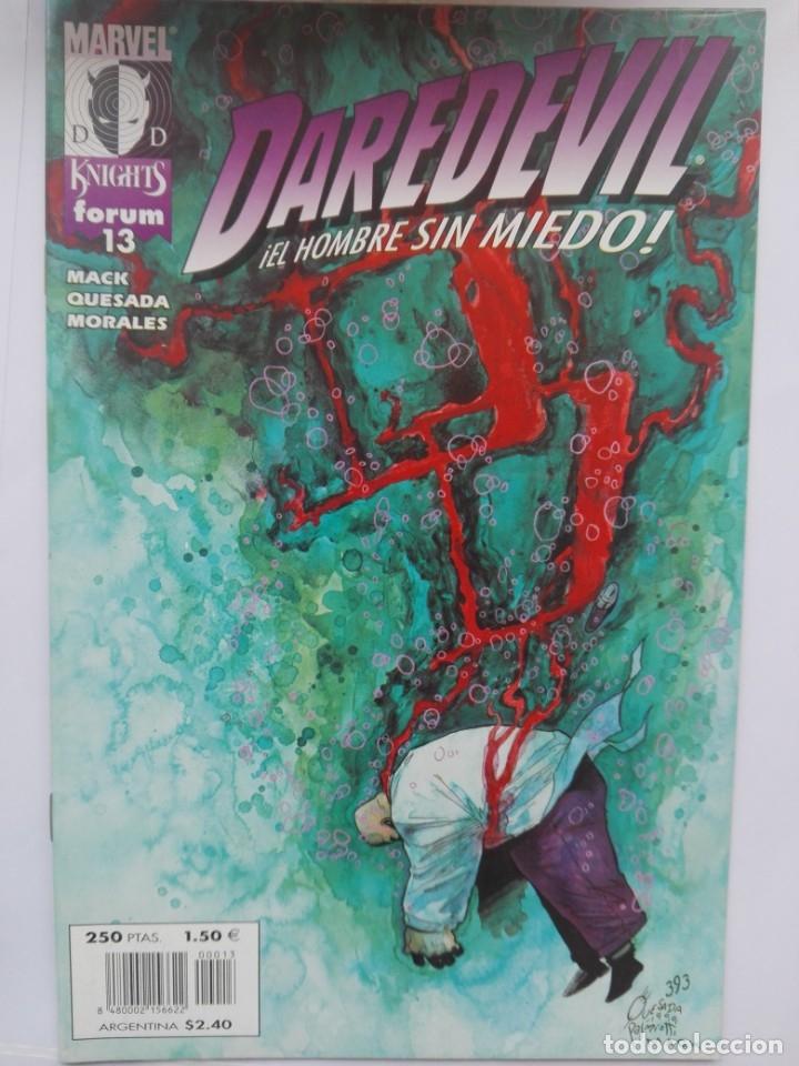 MARVEL KNIGHTS DAREDEVIL 13 # W (Tebeos y Comics - Forum - Daredevil)