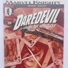 Cómics: MARVEL KNIGHTS DAREDEVIL 34 # W. Lote 172350178