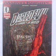 Cómics: MARVEL KNIGHTS DAREDEVIL 40 # W. Lote 172350348