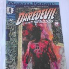 Cómics: MARVEL KNIGHTS DAREDEVIL 27 # W. Lote 172350458