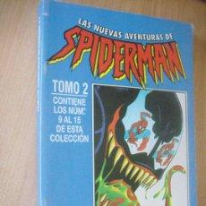 Comics: LAS NUEVAS AVENTURAS DE SPIDERMAN Nº 9 AL 15 - TOMO 2 - ED. FORUM. Lote 172358487