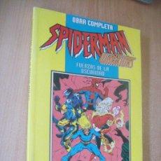 Cómics: SPIDERMAN/NEW WARRIORS - OBRA COMPLETA - ED. FORUM. Lote 172358610