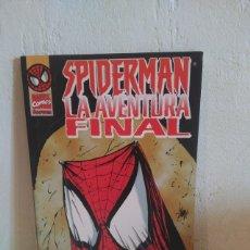 Cómics: SPIDERMAN - LA AVENTURA FINAL. Lote 172366474