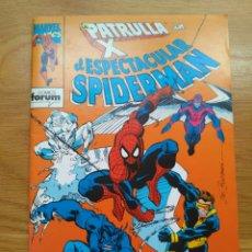 Cómics: PATRULLA X EN EL ESPECTACULAR SPIDERMAN. Lote 172380789