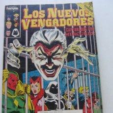 Cómics: LOS NUEVOS VENGADORES V.1 RETAPADO Nº 31 AL 35 MARVEL FORUM CS182. Lote 172380832
