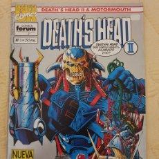 Cómics: DEATHS HEAD 1 ESPECIAL 48 PAGINAS. Lote 172385380