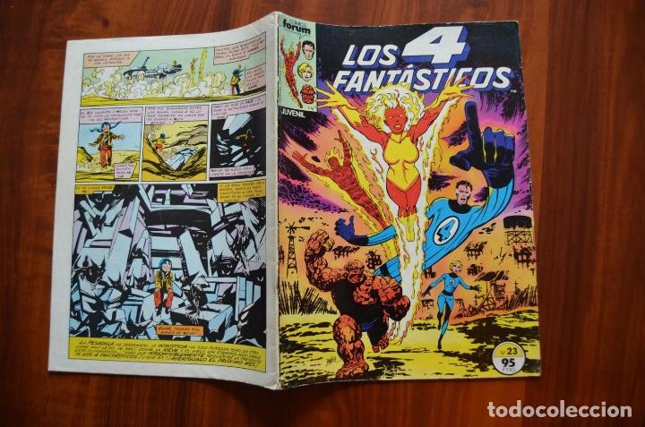 Cómics: 4 Fantásticos (vol 1) 23 - Foto 2 - 172434209
