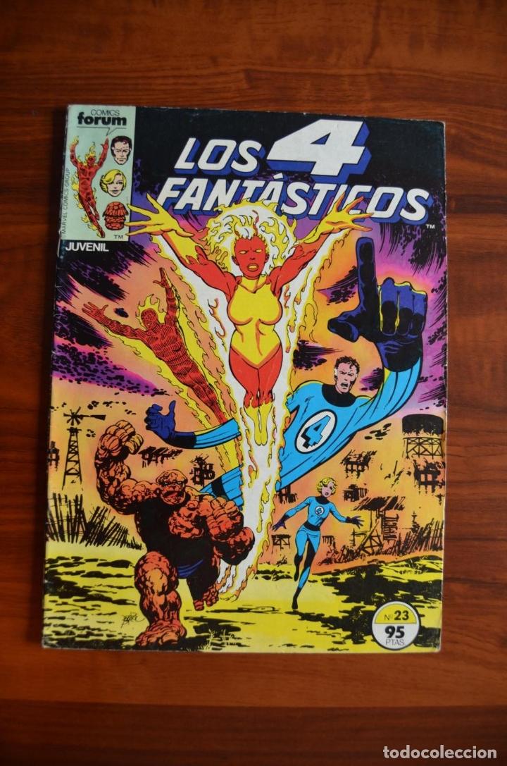 4 FANTÁSTICOS (VOL 1) 23 (Tebeos y Comics - Forum - 4 Fantásticos)