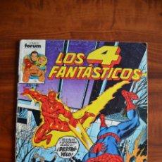 Cómics: 4 FANTÁSTICOS (VOL 1) 4. Lote 172434224