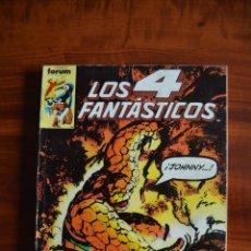 Cómics: 4 FANTÁSTICOS (VOL 1) 41-45. Lote 172434289