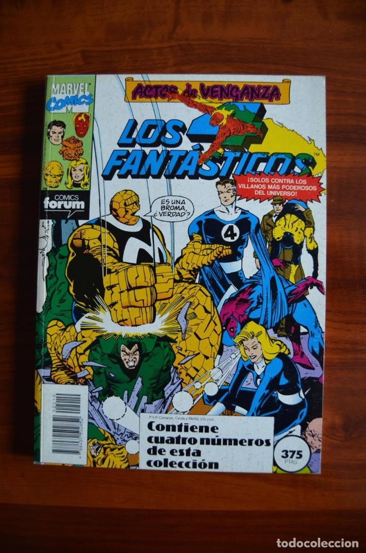 4 FANTÁSTICOS (VOL 1) 96-99 (Tebeos y Comics - Forum - Retapados)