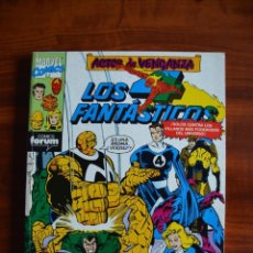 Cómics: 4 FANTÁSTICOS (VOL 1) 96-99. Lote 172434299
