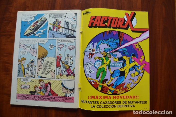 Cómics: Alpha Flight/ La Masa (vol 1) 37 - Foto 4 - 172434652