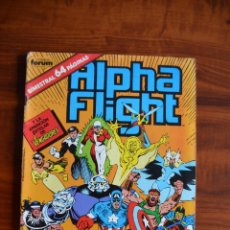 Cómics: ALPHA FLIGHT/ LA MASA (VOL 1) 37. Lote 172434652