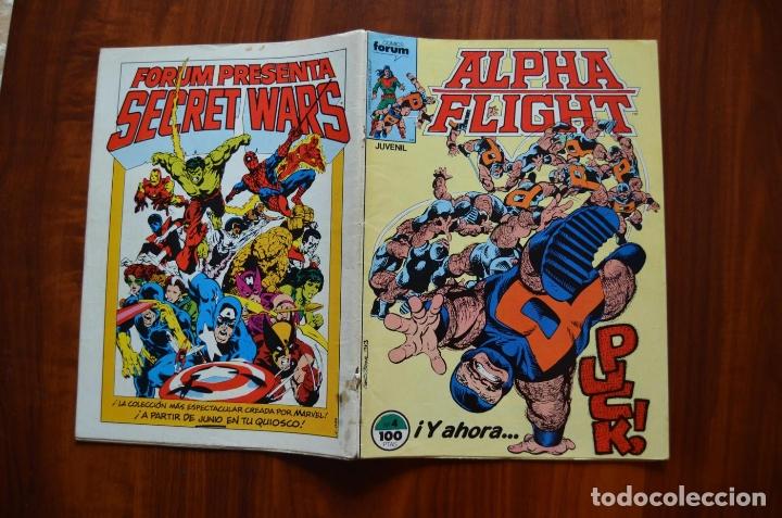 Cómics: Alpha Flight/ La Masa (vol 1) 4 - Foto 3 - 172434657