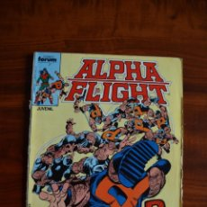 Cómics: ALPHA FLIGHT/ LA MASA (VOL 1) 4. Lote 172434657